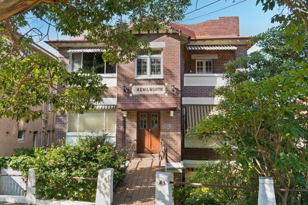 2/43 Birriga Road, Bellevue Hill