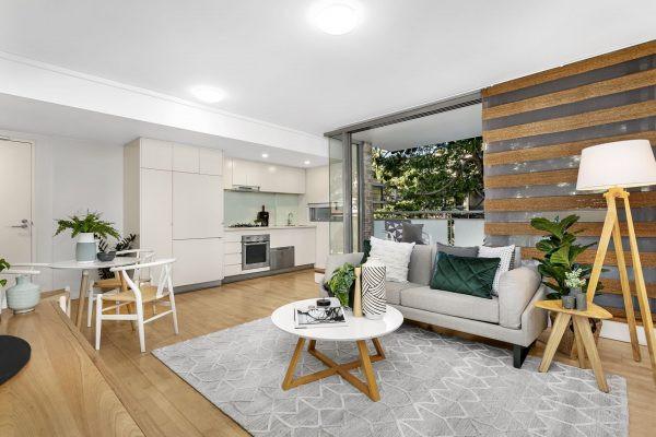107/209 Albion Street, Surry Hills